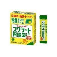 【第2類医薬品】スクラート胃腸薬S(散剤) 12包 ×3