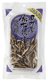 国内産乾椎茸(スライス)×12個                          JAN:4932828025315