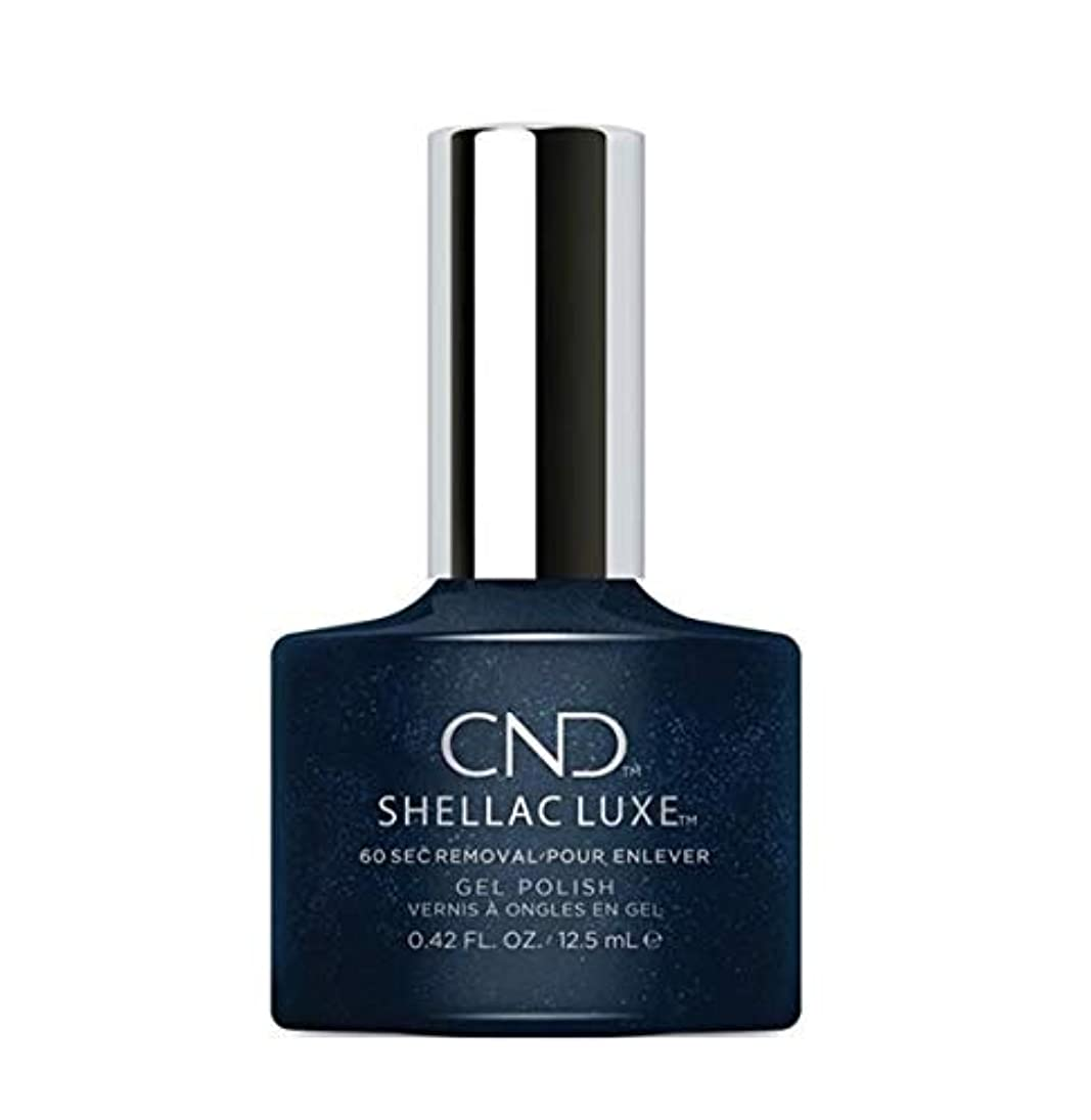 解釈ほかに聖書CND Shellac Luxe - Midnight Swim - 12.5 ml / 0.42 oz