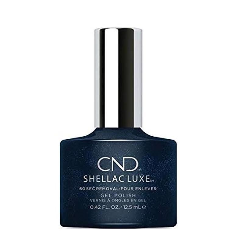 シンク持っている習慣CND Shellac Luxe - Midnight Swim - 12.5 ml / 0.42 oz
