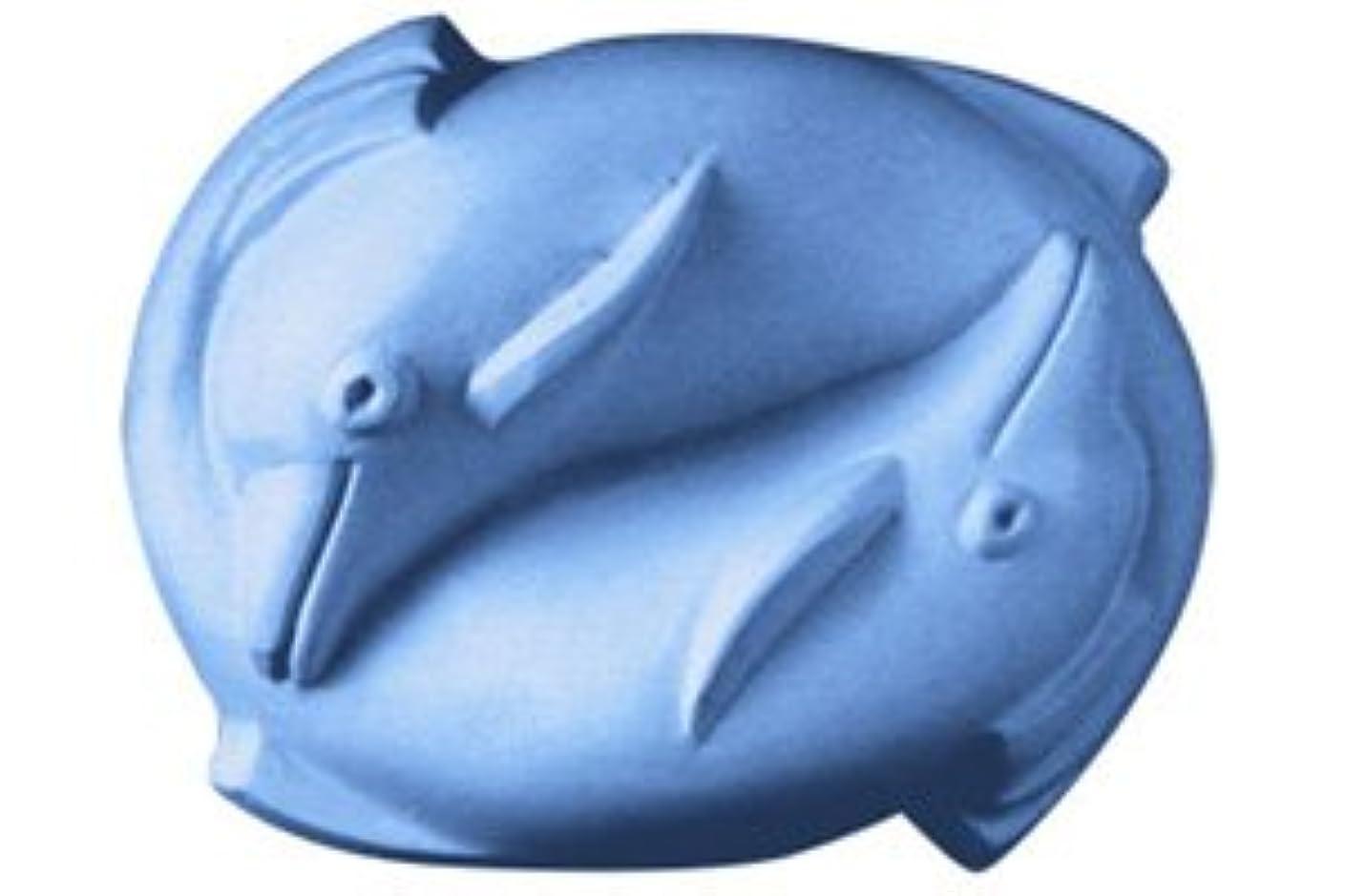 指定抑制する入場料ミルキーウェイ イルカ 【ソープモールド/石鹸型/シートモールド】