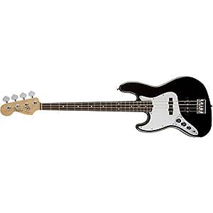 Fender フェンダー エレキベース AM STANDARD J BASS LH RW BLK