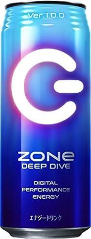 ZONe DEEPDIVE Ver.1.0.0 エナジードリンク 500ml ×24本