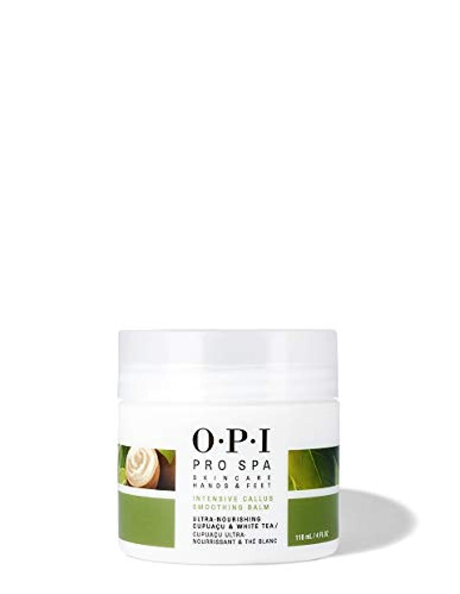 少年規則性珍味OPI(オーピーアイ) プロスパ インテンシブ カルススムージングバーム 118ml