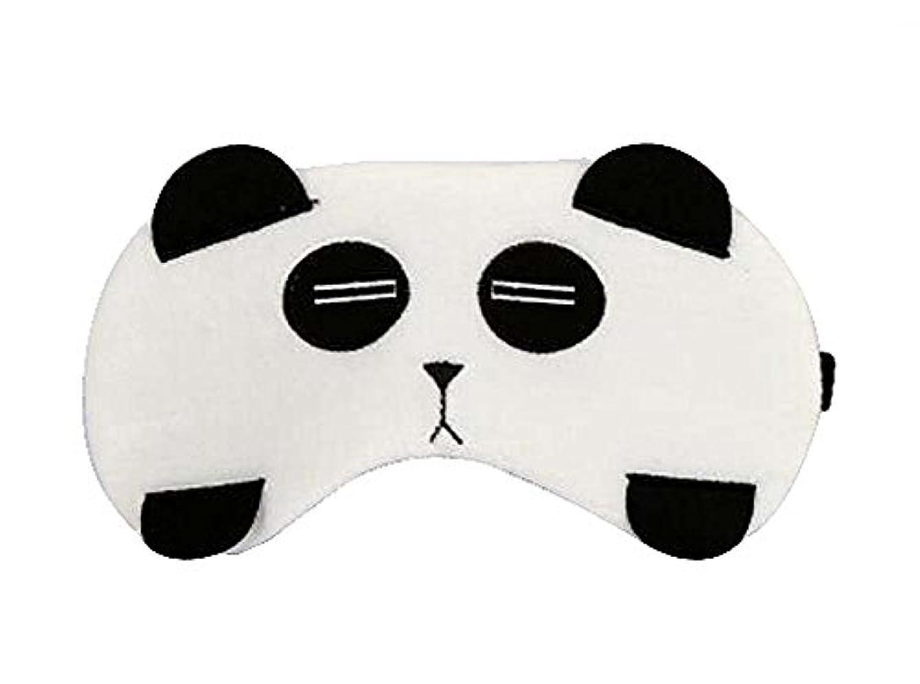 素敵なパンダスタイルのアイマスクパーソナライズされたニースアイシェイド、パンダ