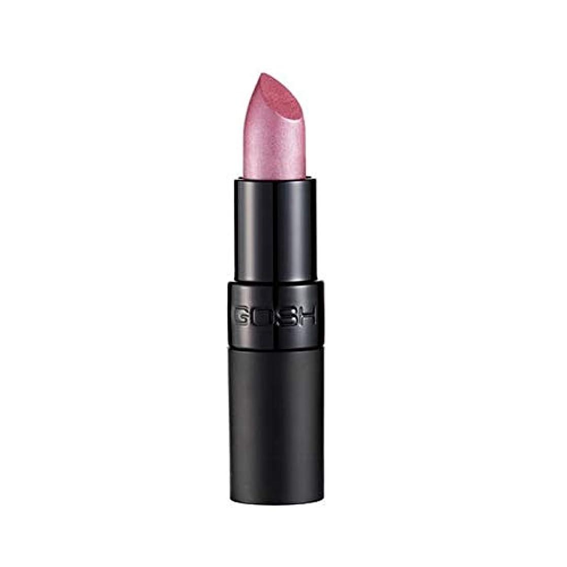 とても厚さエーカー[GOSH ] おやっベルベットタッチ口紅131アメジスト - Gosh Velvet Touch Lipstick 131 Amethyst [並行輸入品]