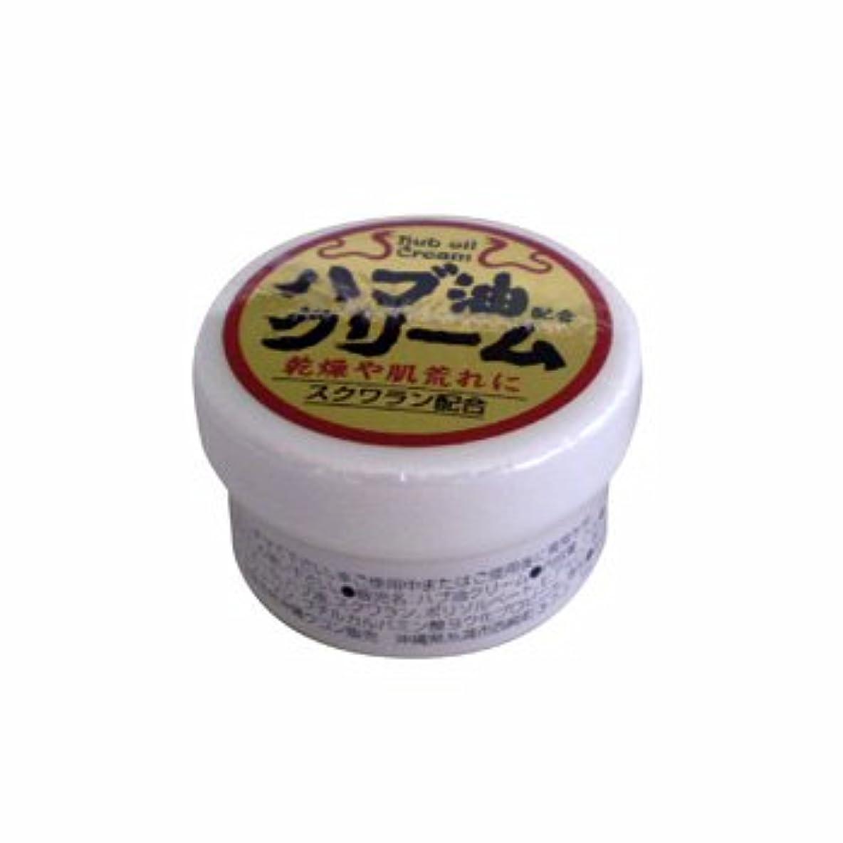 地上で粒子このハブ油配合クリーム 1個【1個?20g】