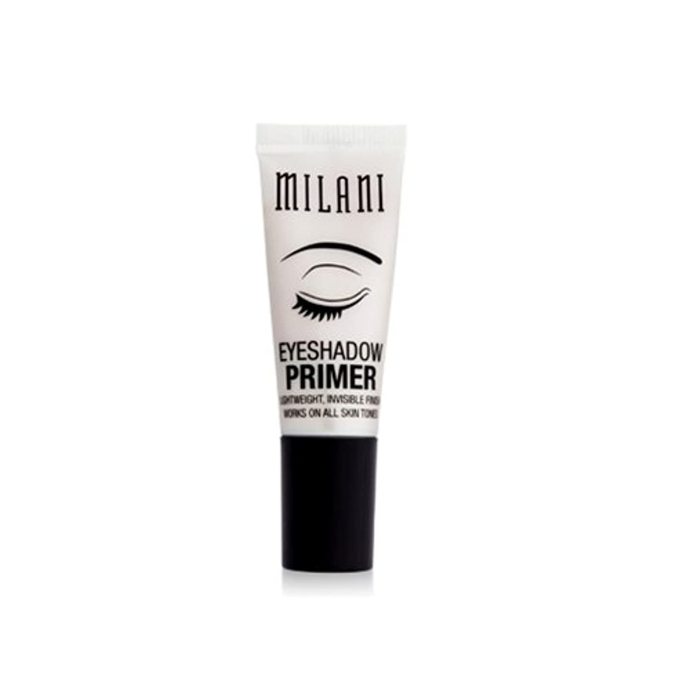 はぁヒントパーティションMILANI Eyeshadow Primer - Nude (並行輸入品)
