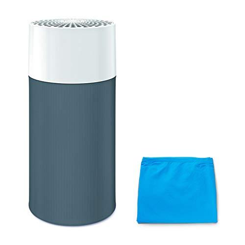 ブルーエア 空気清浄機 Blue Pure 411G 13畳 プレフィルター 2枚(ブル― グレー)セットモデル Blueair Particle Carbon 360度吸引 Dark Shadow 201436-G