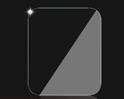 【ELEEJE】 Apple Watch 強化ガラス 極薄 0.26mm 液晶 保護フィルム & TPU ソフトケース セット 表面硬度 9H 高透過 指紋防止 衝撃吸収 (42mm)