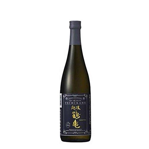 越後鶴亀 越後鶴亀 ワイン酵母仕込み 純米吟醸 720ml