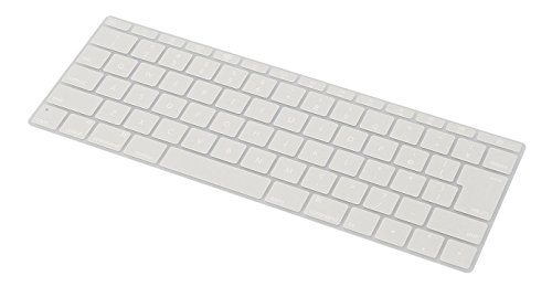 Macbook用シリコンキーボードカバー PKC-MB1512CGY