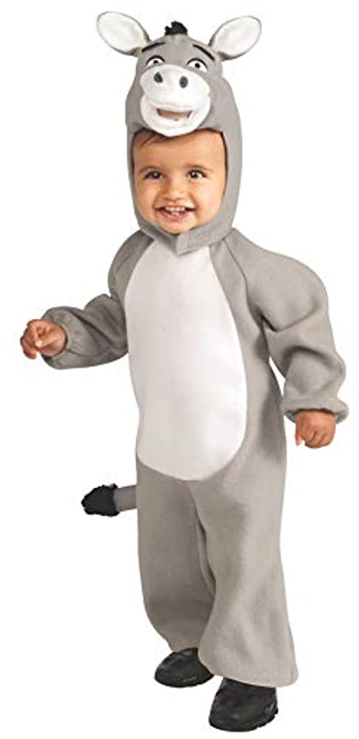 ボウリングカジュアルボウリングShrek - Donkey Infant / Toddler Costume シュレック - 世界のロバの乳児/幼児コスチューム サイズ:6-12 Months