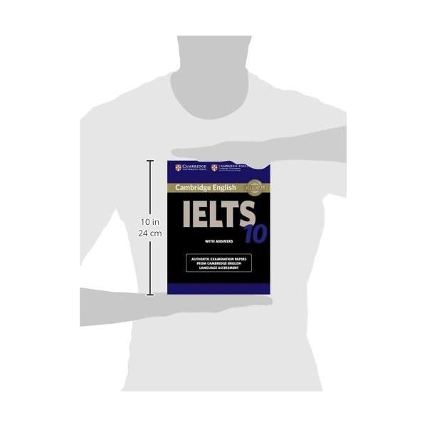 Cambridge IELTS 10 Stud...の紹介画像3