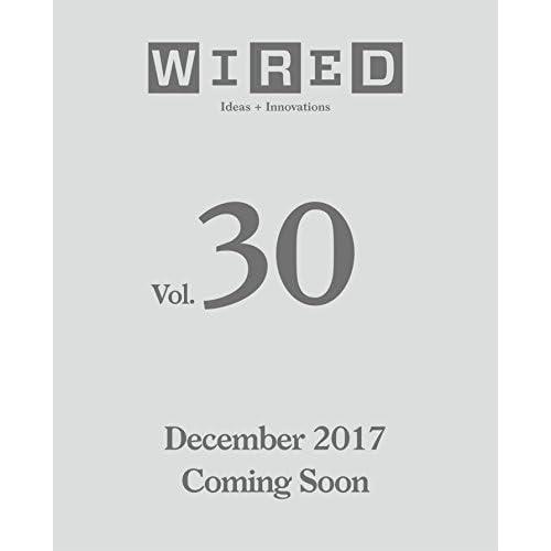 WIRED VOL.30「アイデンティティ」特集