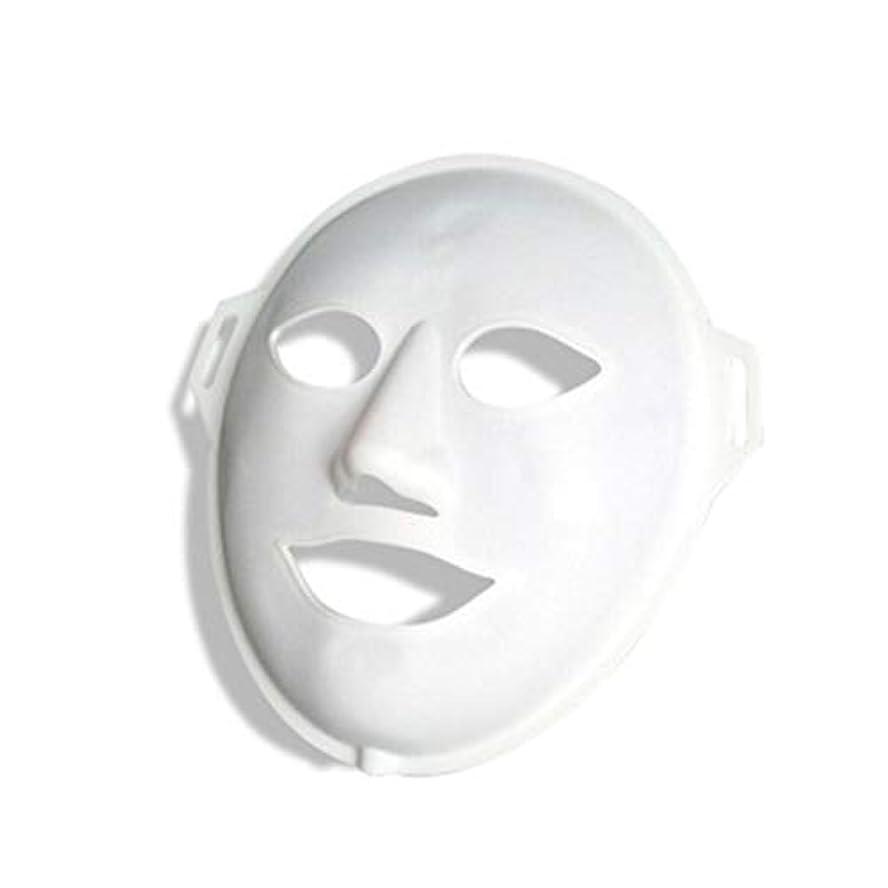 息切れ出発アトミックLedフォトンフェイスマスク、3色磁気療法セラピーシリカゲルマスクホワイトニングアンチエイジングシワ用女性と男性