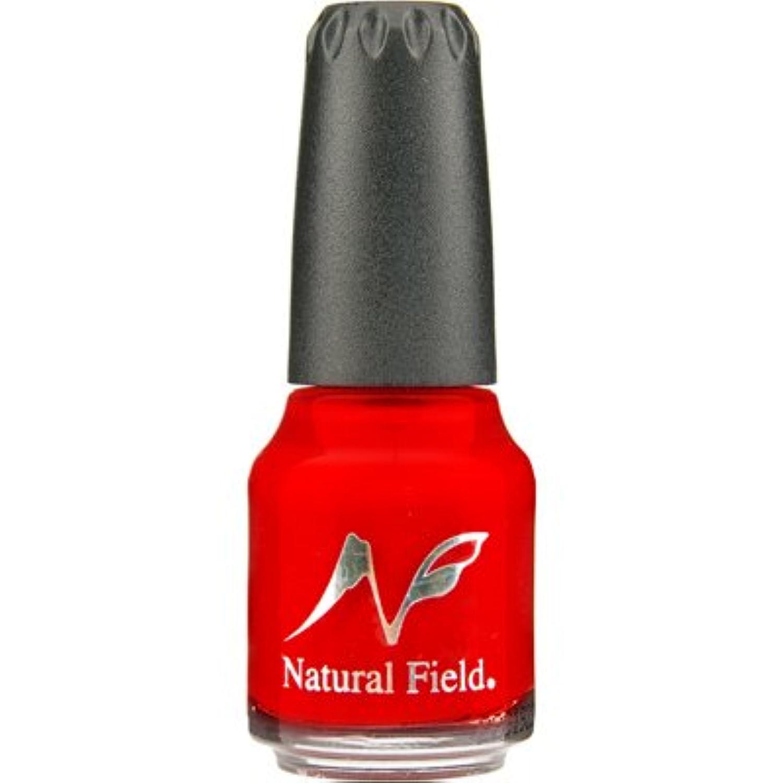 Natural Field ネイルポリッシュ 2666 5RED(検定カラー) 12ml