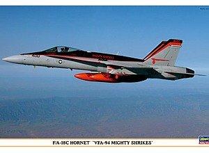 """ハセガワ 1/ 48 F/ A-18C ホーネット """"VFA-94 マイティ シュライクス""""[09849]プラモデル H09849 F/ A18C""""VF"""