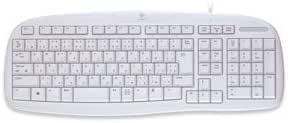 LOGICOOL クラシックキーボード iK-21WH