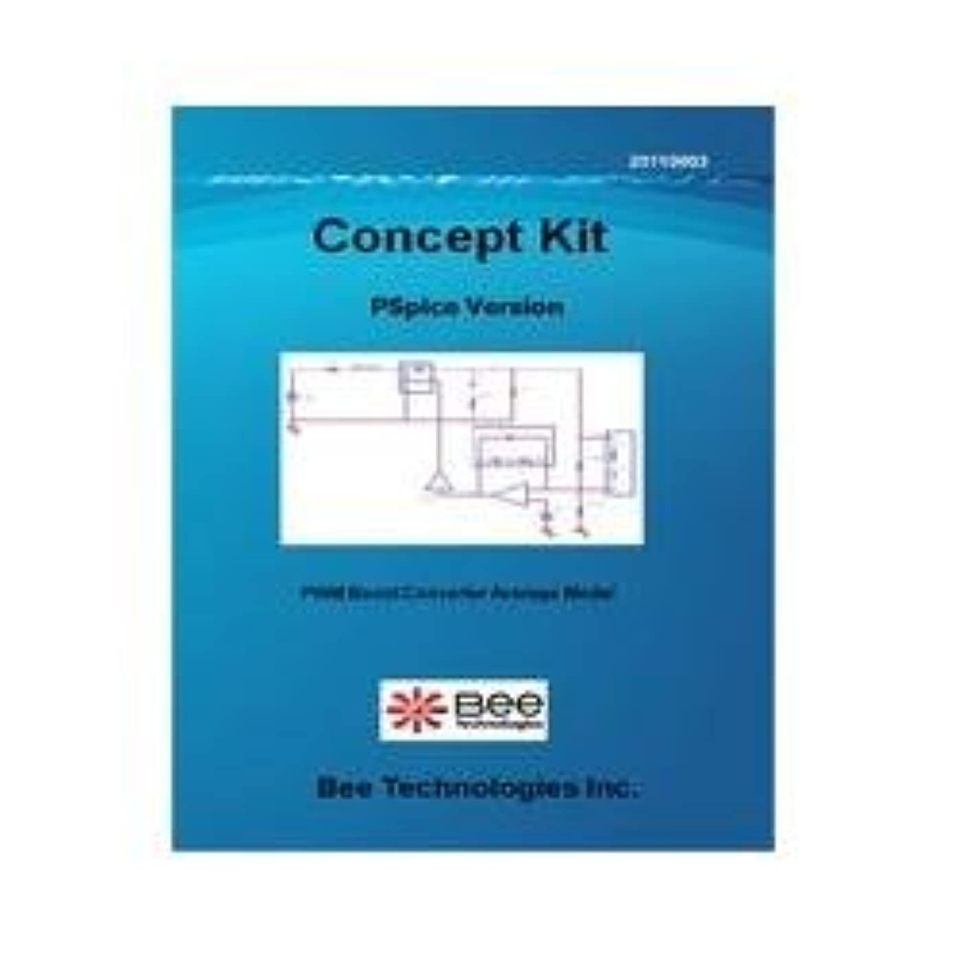拒絶する解決する激しいBee Technologies 昇圧コンバータ(アベレージモデル) 【Concept Kit 005】