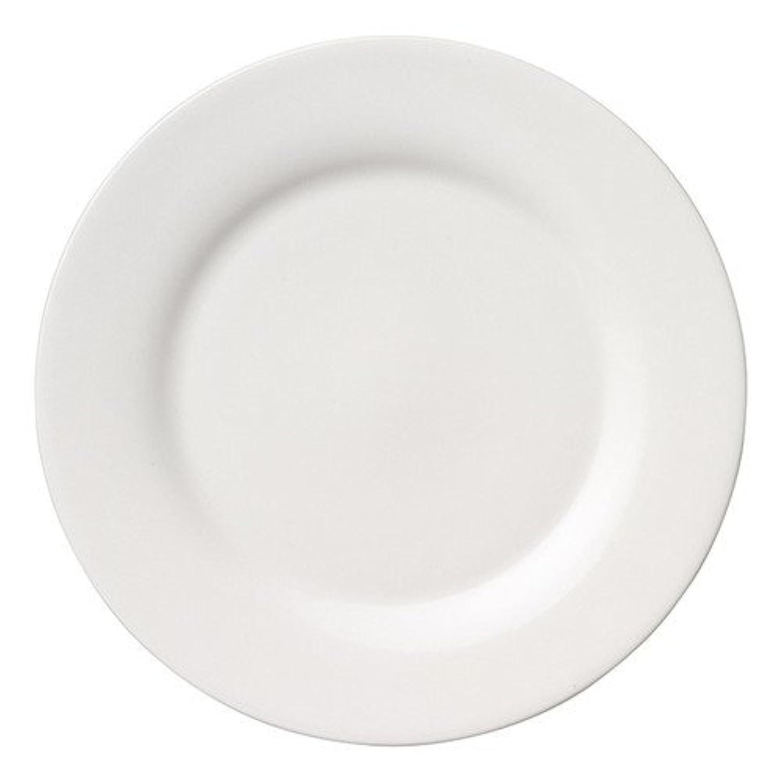 アトラース 19cm ケーキ皿 [ D 19 x H 1.7cm ] 【 デザートプレート 】 【 飲食店 レストラン ホテル カフェ 洋食器 業務用 】