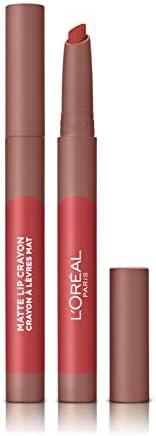 L'Oréal Paris Infallible Matte Lip Crayon 105 Sweet and S