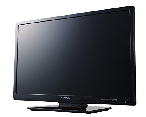オリオン 19V型 ハイビジョン 液晶 テレビ  NHC-191B 1波(地上デジタル) ブルーライトガード搭載 ブラック