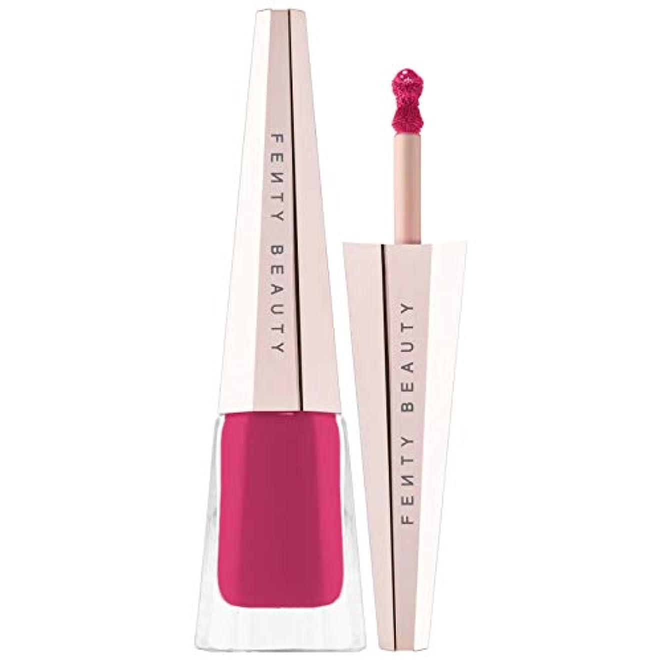 抑制するジャーナリストそこから【並行輸入品】FENTY BEAUTY BY RIHANNA フェンティ ビューティー Stunna Lip Paint Longwear Fluid Lip Color Unlocked