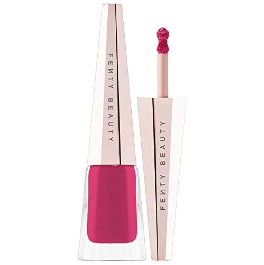 シーサイド危険にさらされている円周【並行輸入品】FENTY BEAUTY BY RIHANNA フェンティ ビューティー Stunna Lip Paint Longwear Fluid Lip Color Unlocked