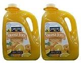 Langers 100% ランガーズ オレンジジュース 3.78L×2本