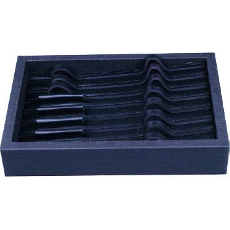 扇動する角度金銭的なワゴン用 シザーケース (黒)