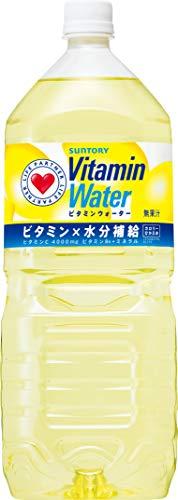ビタミンウォーター 2L ×6本