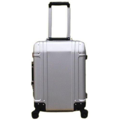 [ゼロハリバートン]ZERO HALLIBURTON スーツケース ZR-Geo 19インチ 4輪キャリーケース シルバー ZRG19-SI/94002-05 [並行輸入品]