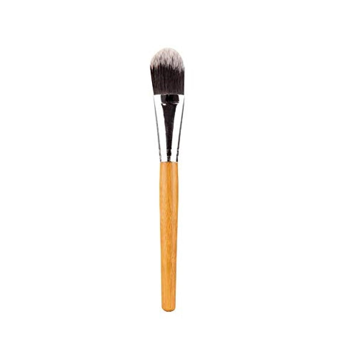 エレベーター列車わかるAEdiea 新しい セクシー 女性 化粧品 ツール 竹 ハンドル フェイシャル マスク ブラシ 化粧 ブラシ