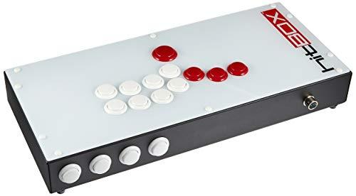 hitBOX PS4 & PC対応 レバーレスゲームコントローラー
