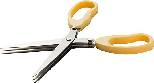 シュレッダーハサミ(大)3枚刃