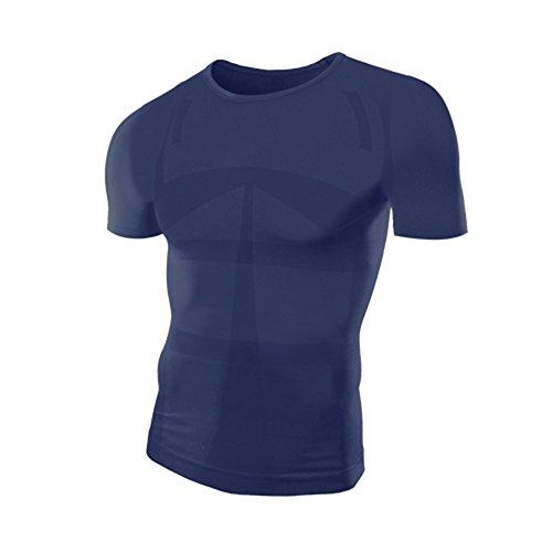 モアプレッシャー 加圧シャツ メンズ用 (半袖)
