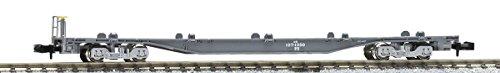 8718 JR貨車 コキ107形 増備型 コンテナ  TOMIX