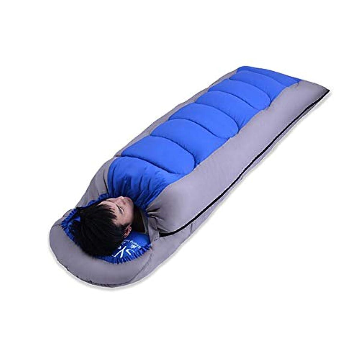 無し説教相談Shamo Camel 寝袋 シュラフ スリーピングバッグ 封筒型 コンパクト 軽量 丸洗い 最低使用温度-5度 収納袋 3カラー -028