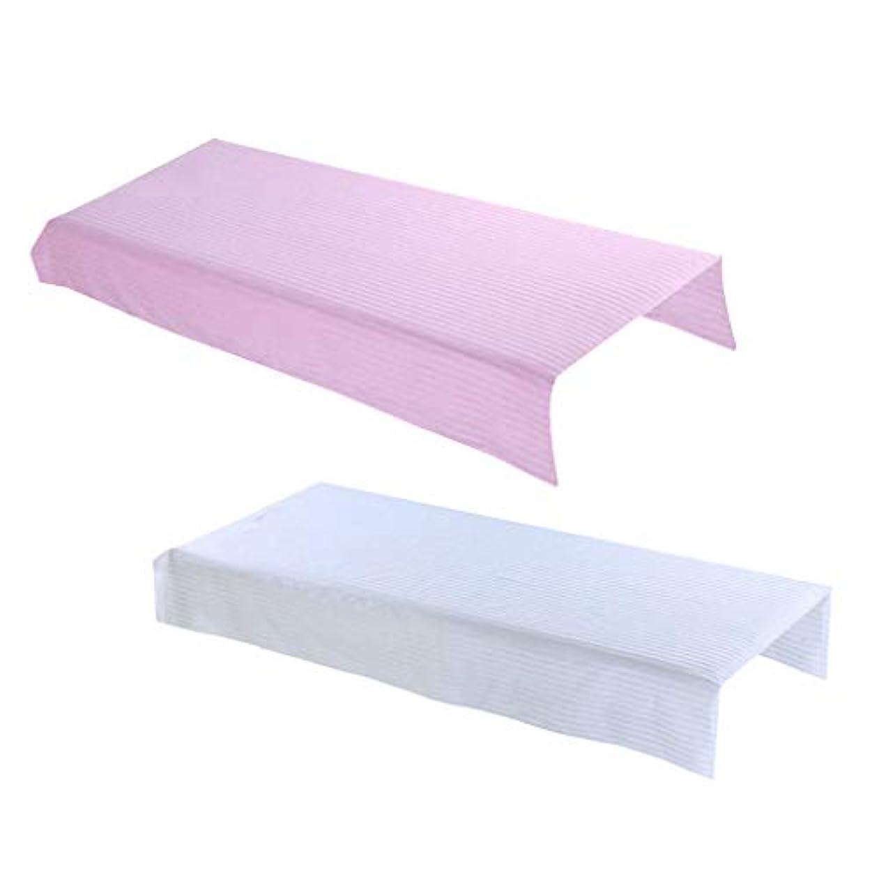 タバコ物理ダブルsharprepublic マッサージベッド カバー スパベッドカバー 美容ベッドシート マッサージテーブルカバー