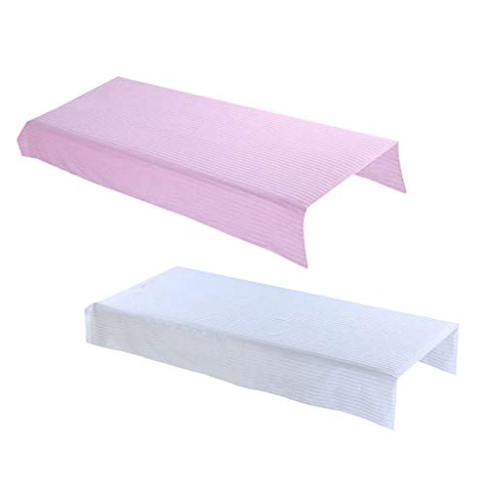 交じるボイラー刺繍sharprepublic マッサージベッド カバー スパベッドカバー 美容ベッドシート マッサージテーブルカバー