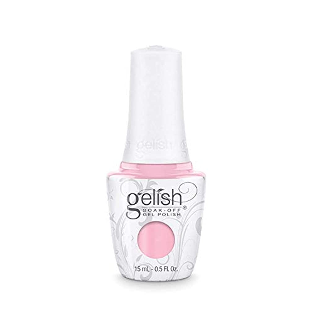 配る無条件突進Harmony Gelish Gel Polish - Pink Smoothie - 0.5oz / 15ml