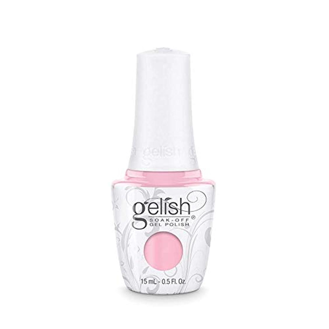 洞察力可塑性助言Harmony Gelish Gel Polish - Pink Smoothie - 0.5oz / 15ml