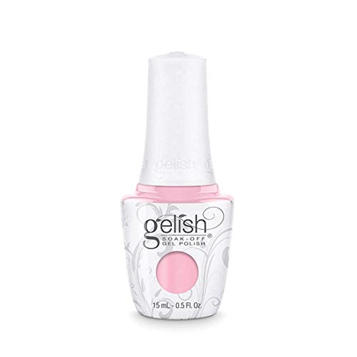 責任野生ふくろうHarmony Gelish Gel Polish - Pink Smoothie - 0.5oz / 15ml