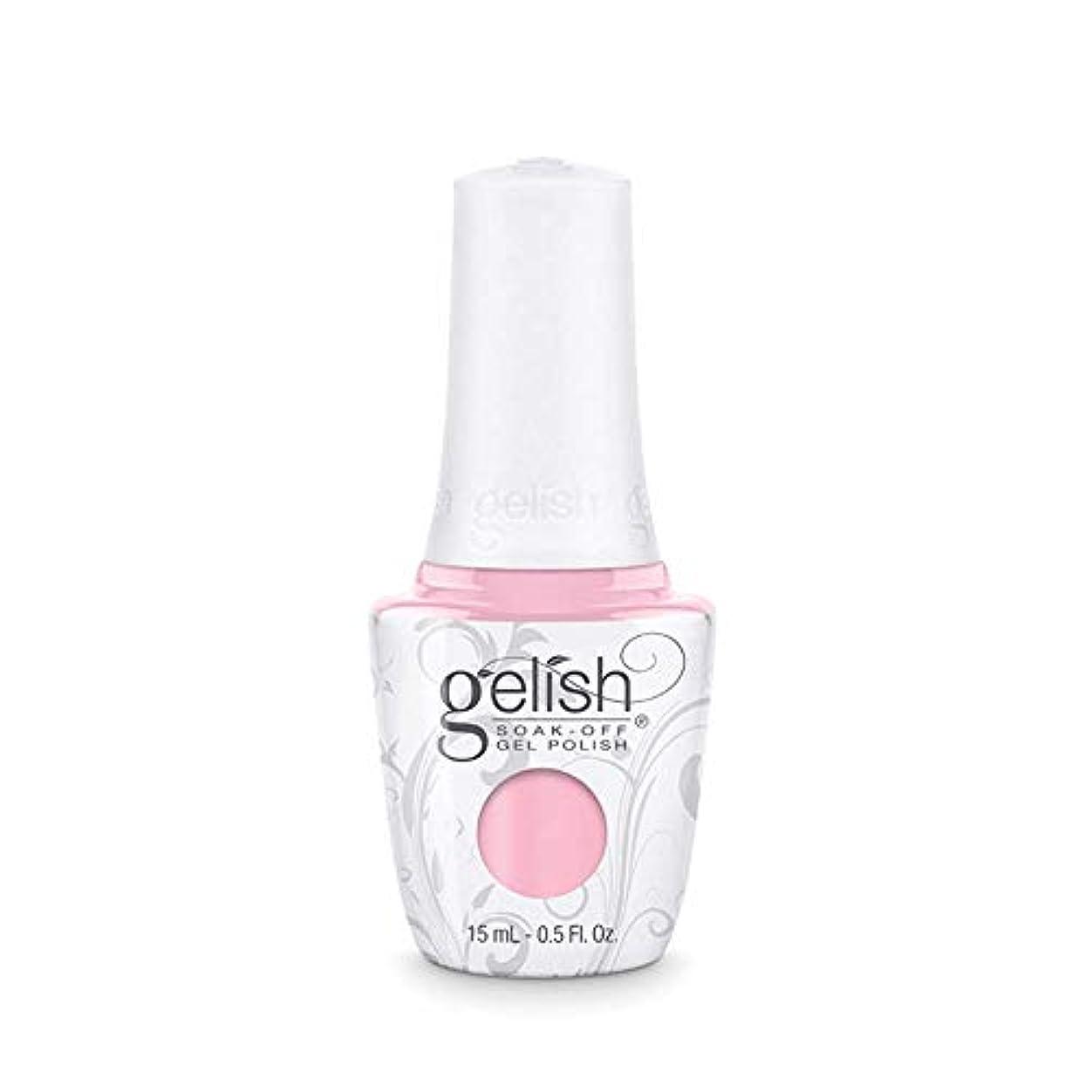 グレートオーク靴ムスタチオHarmony Gelish Gel Polish - Pink Smoothie - 0.5oz / 15ml