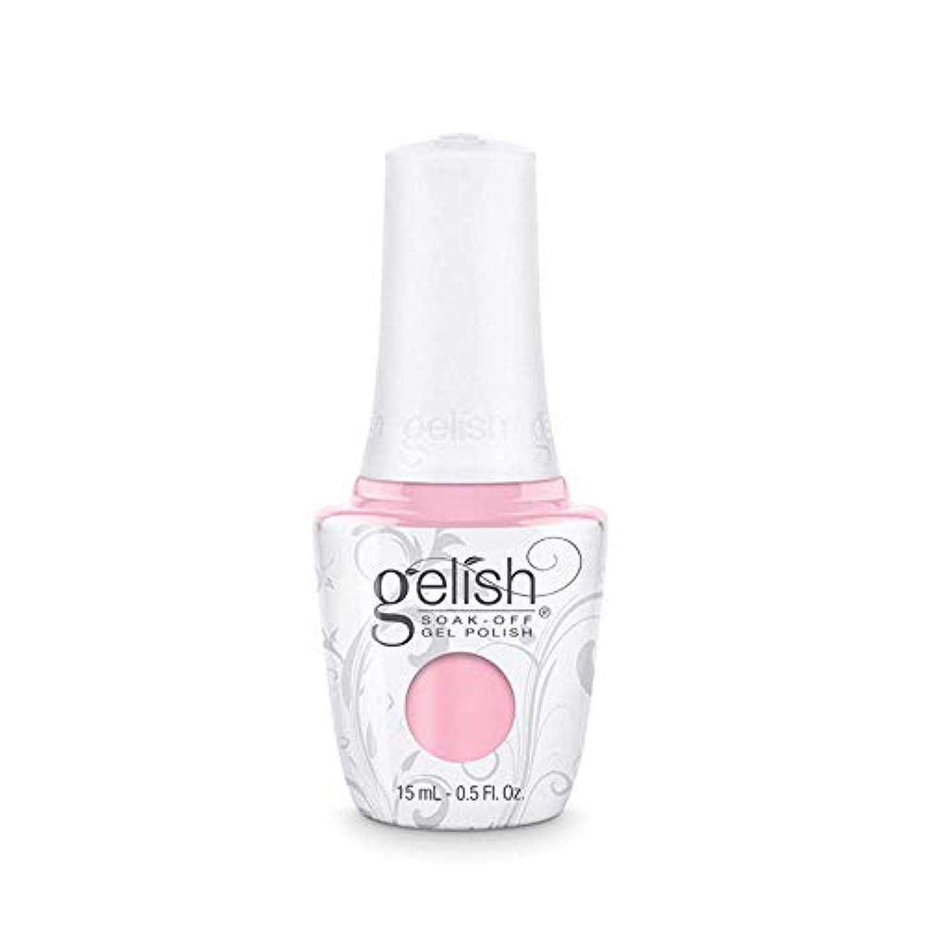 ダンス枯れる東部Harmony Gelish Gel Polish - Pink Smoothie - 0.5oz / 15ml