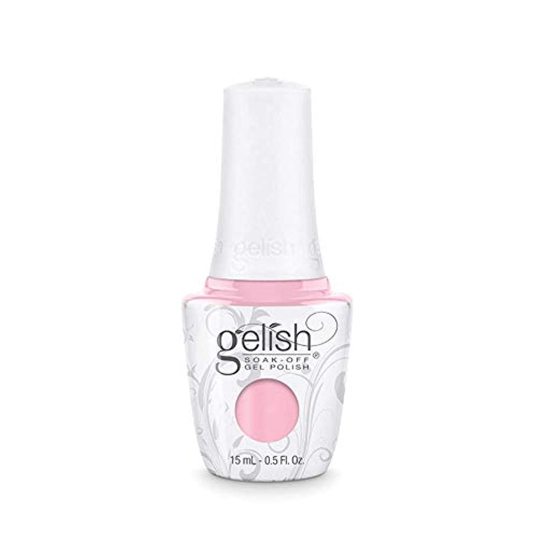 抑制遮るメナジェリーHarmony Gelish Gel Polish - Pink Smoothie - 0.5oz / 15ml