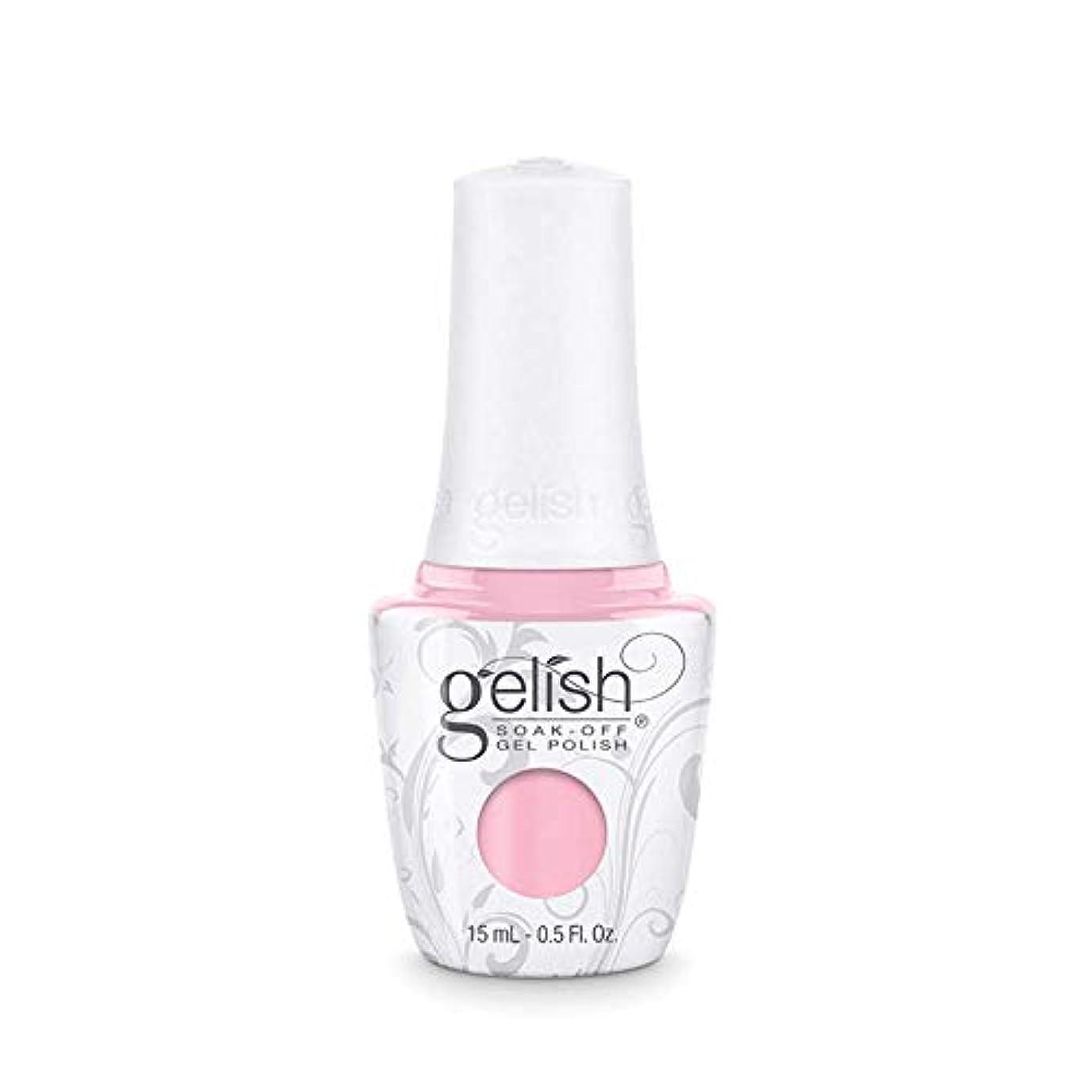 邪悪なうまくいけばはずHarmony Gelish Gel Polish - Pink Smoothie - 0.5oz / 15ml