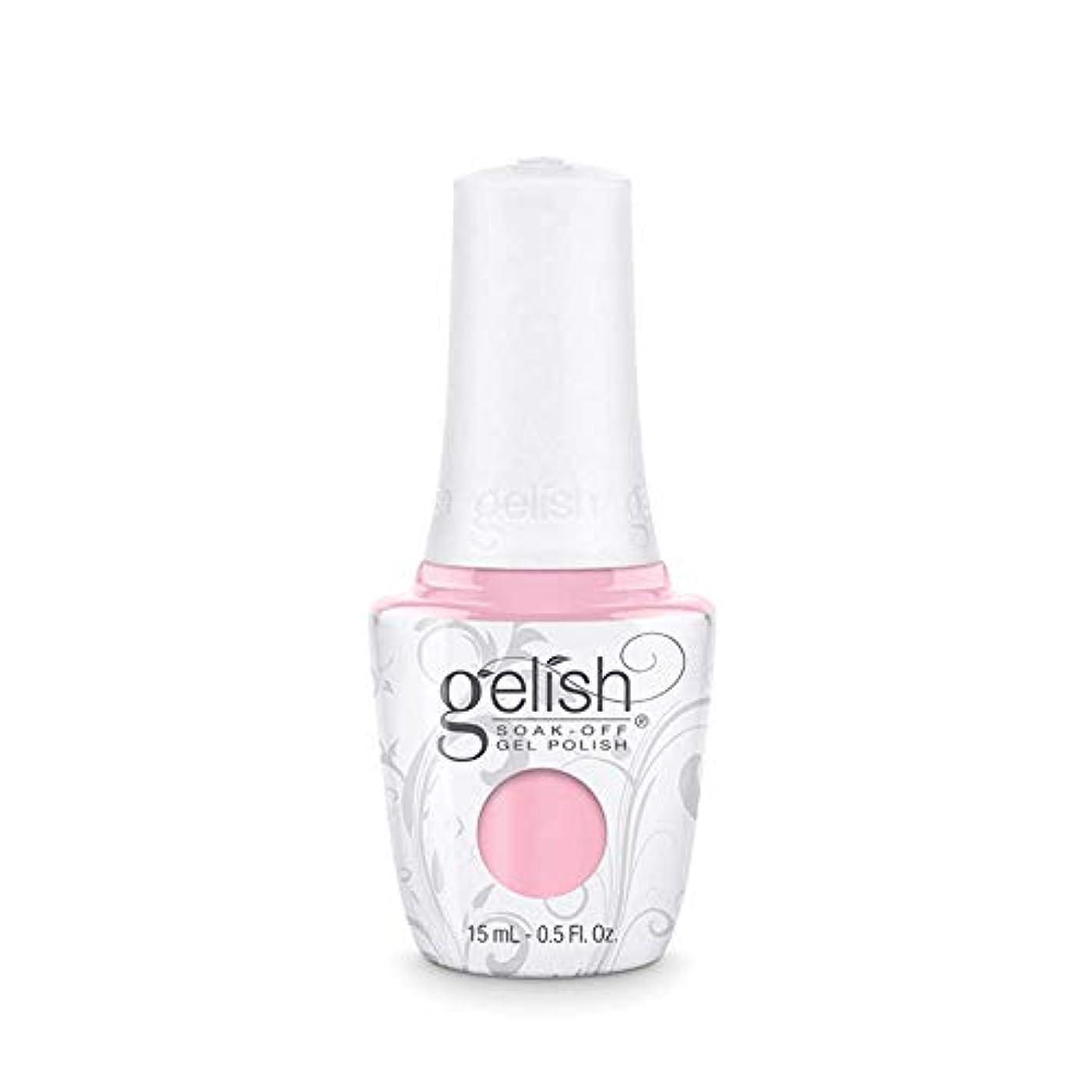バランス苦しめる恨みHarmony Gelish Gel Polish - Pink Smoothie - 0.5oz / 15ml