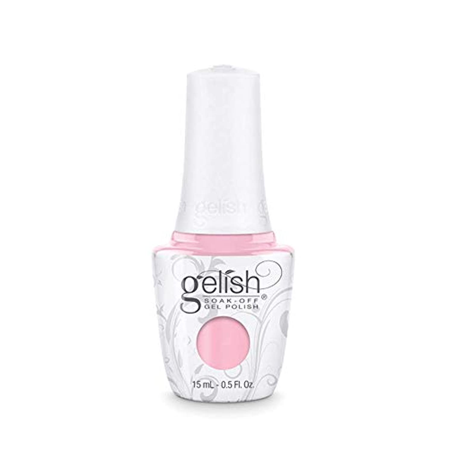 開発優しさ追い払うHarmony Gelish Gel Polish - Pink Smoothie - 0.5oz / 15ml